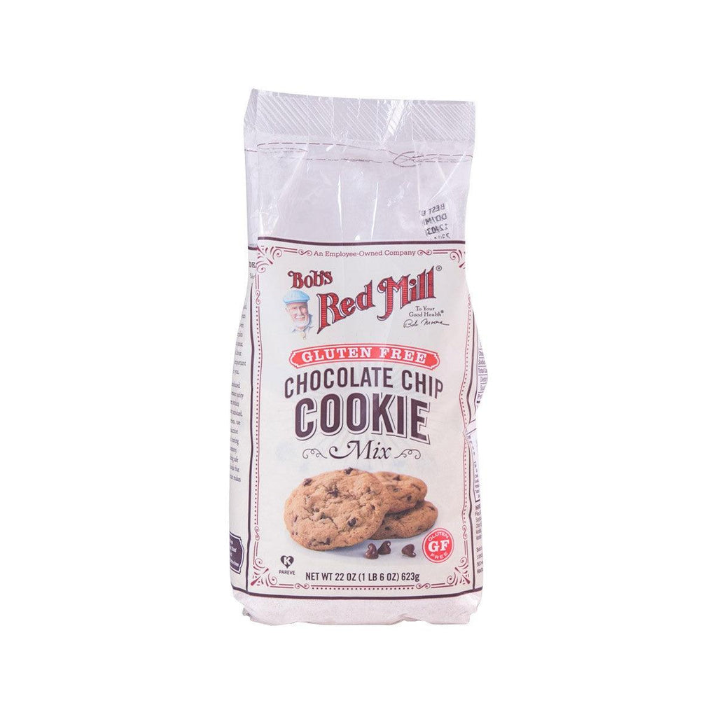 BOB'S RED MILL Gluten Free Chocolate Chip Cookie Mix  (623g)