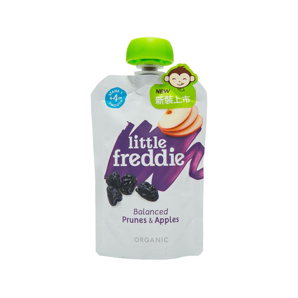 LITTLE FREDDIE Organic Prune & Apple  (100g)