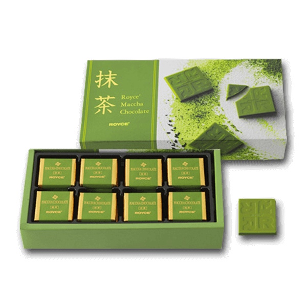 ROYCE' Matcha Chocolate  (32pcs)