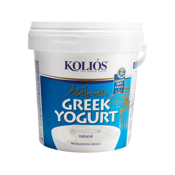 KOLIOS Authentic Greek Yogurt 10% Fat  (1kg)