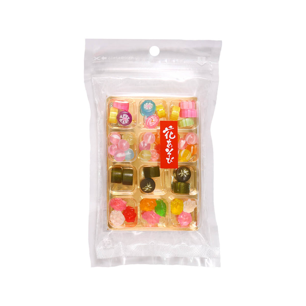 HANANOYA Hanaasobi Mini Mixed Candy  (43g)
