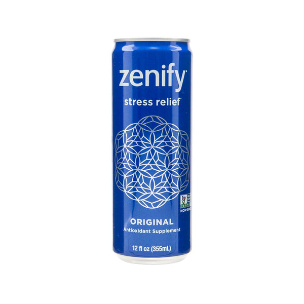 ZENIFY Stress Relief Drink - Natural  (355mL)