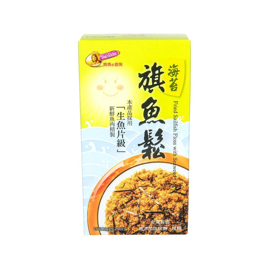 MOM & KITCHEN Fried Sailfish Floss with Seaweed  (150g)