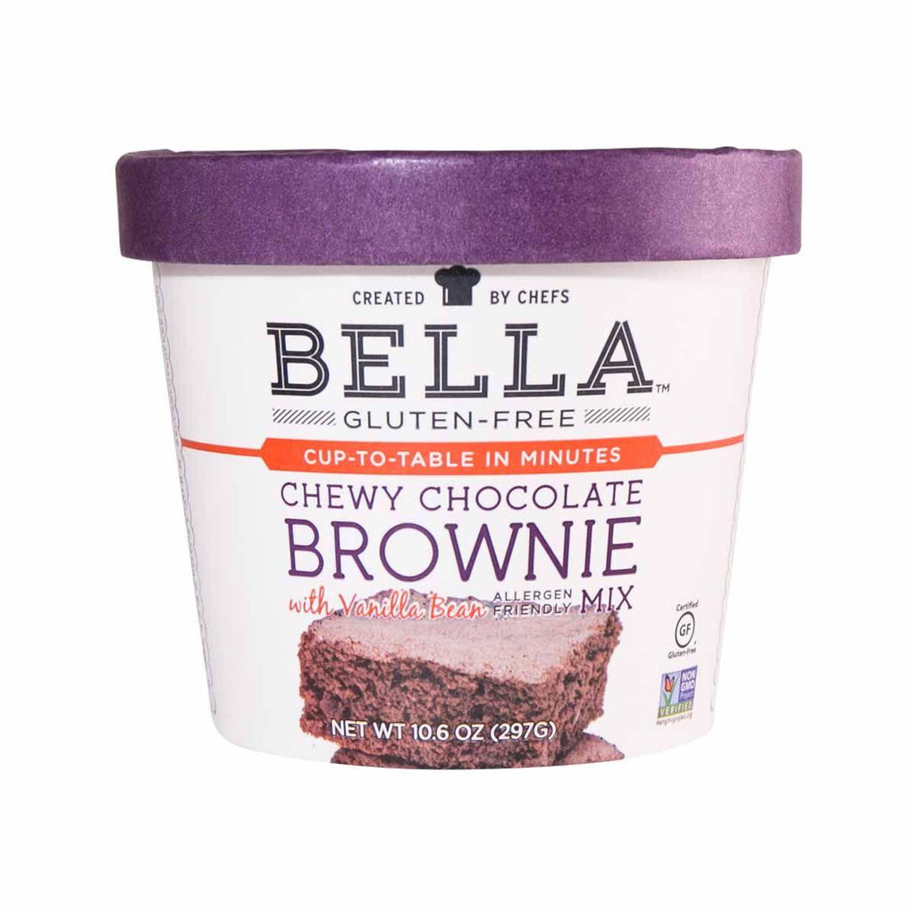 Bella Gluten Free Chocolate Brownie Mix(297g)