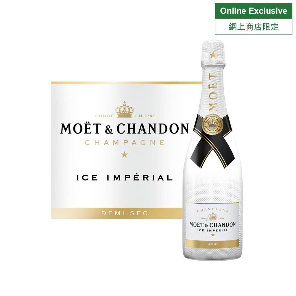 MOET&CHANDON MOET & CHANDON ICE IMPERIAL NV NV (750mL)