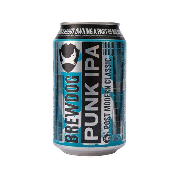 BREWDOG Punk IPA (Alc 5.6%)  (330mL)