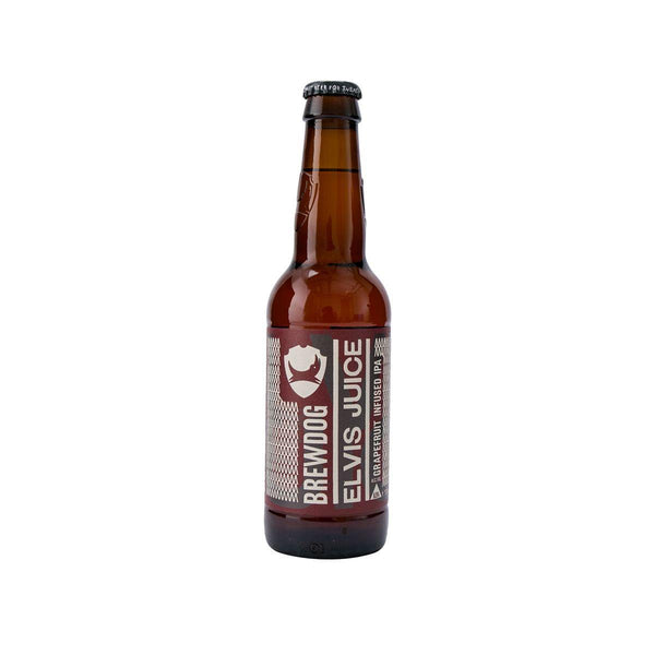 BREWDOG Elvis Juice - Grapefruit Infused IPA Ale (Alc 6.5%)  (330mL)