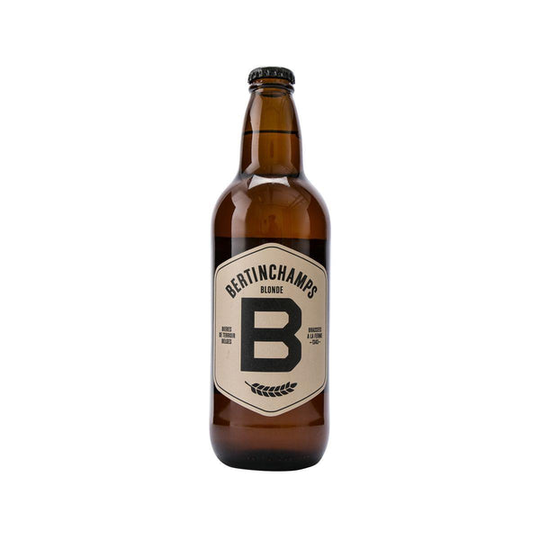 BERTINCHAMPS Blonde Beer (Alc 6.2%)  (500mL)