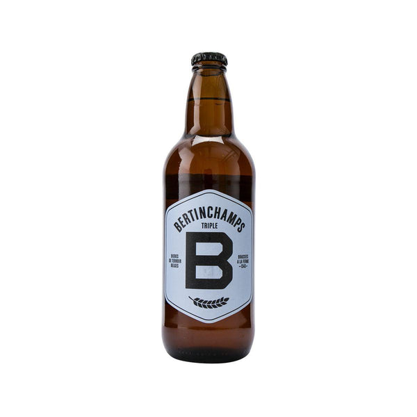 BERTINCHAMPS Triple Beer (Alc 8%)  (500mL)