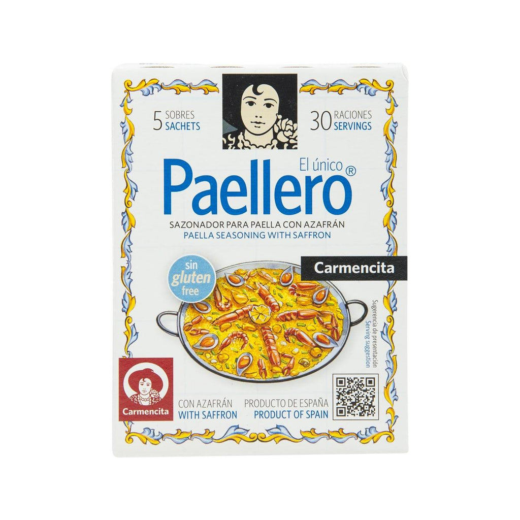 CARMENCITA Paella Seasoning With Saffron  (20g)