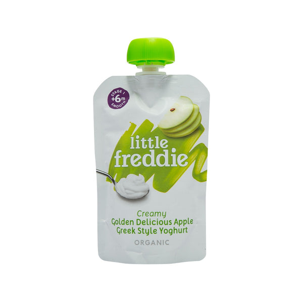 Greek Style Yoghurt with Golden Delicious Apple(100g)