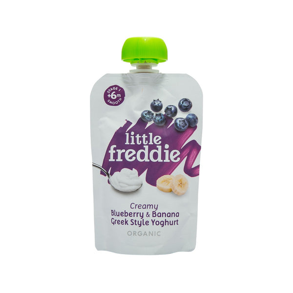 Greek Style Yoghurt with Blueberry & Banana(100g)