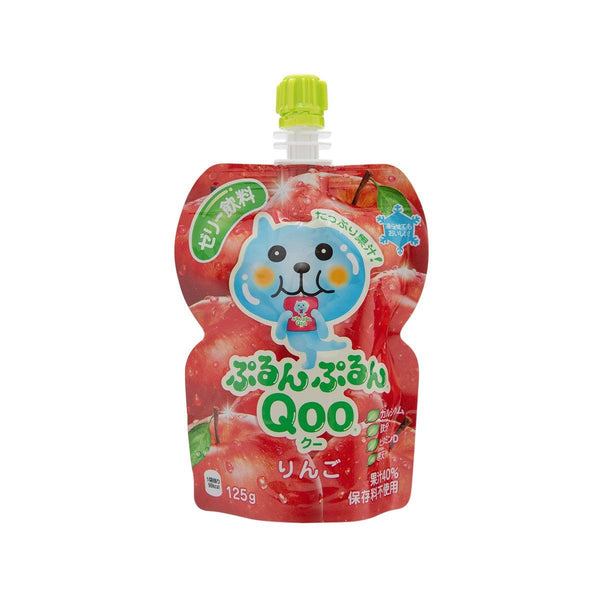 MINUTE MAID Qoo Apple Jelly Drink  (125g)