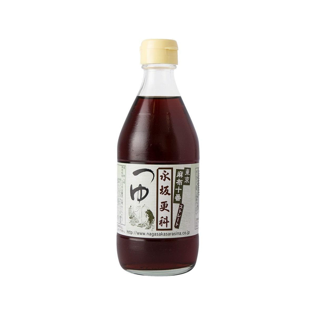Nagasakasarashi Azabu Juban Soup Base For Noodle(360mL)