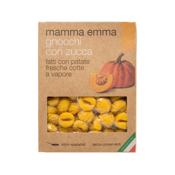MAMMA EMMA Gnocchi with Pumpkin  (400g)