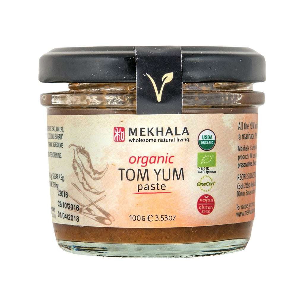 Mekhala Organic Tom Yum Paste(100g)