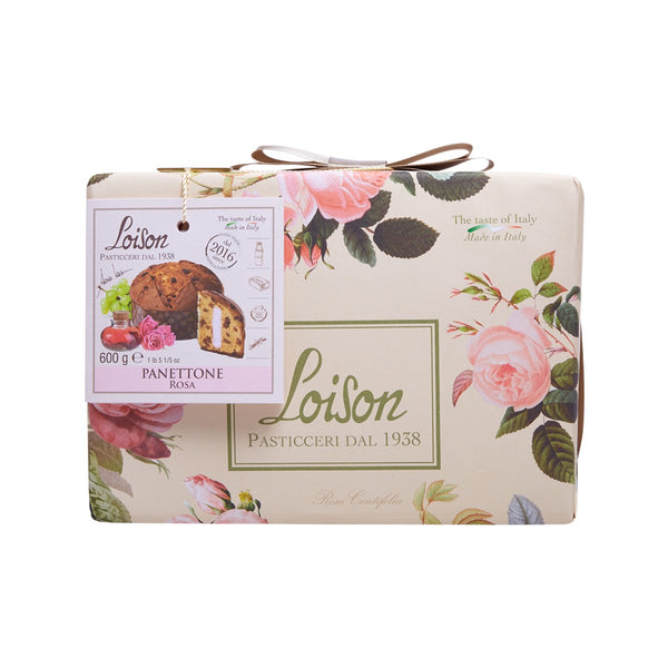 LOISON Rose Flavor Panettone  (600g)