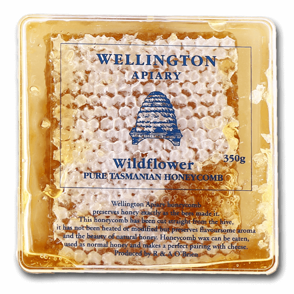 Wellington Apiary Wildflower Honeycomb(250g)