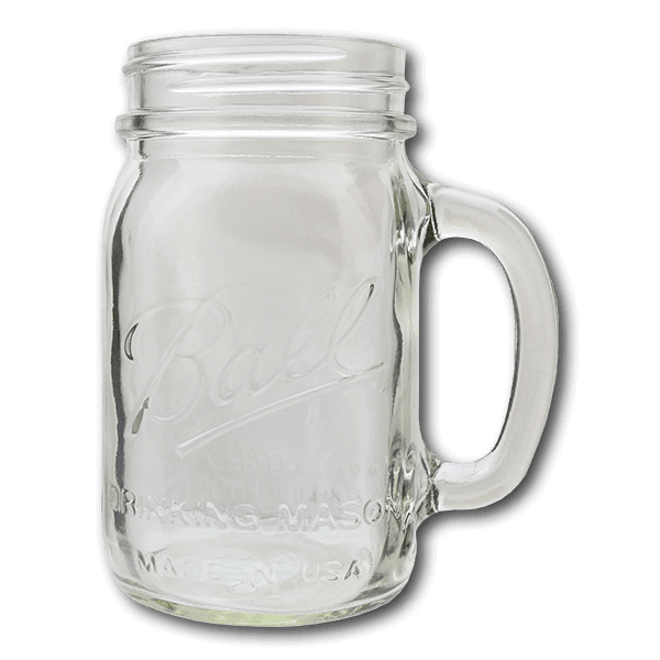BALL Drinking Mason Jar 16oz
