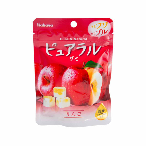KABAYA Pureral Apple Gummy  (45g)