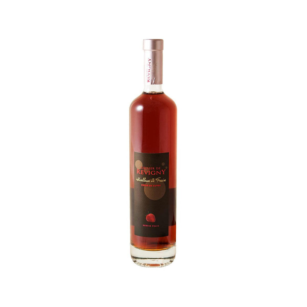 CELLIER DE REVIGNY Strawberry wine with Oak Aging NV (700mL)