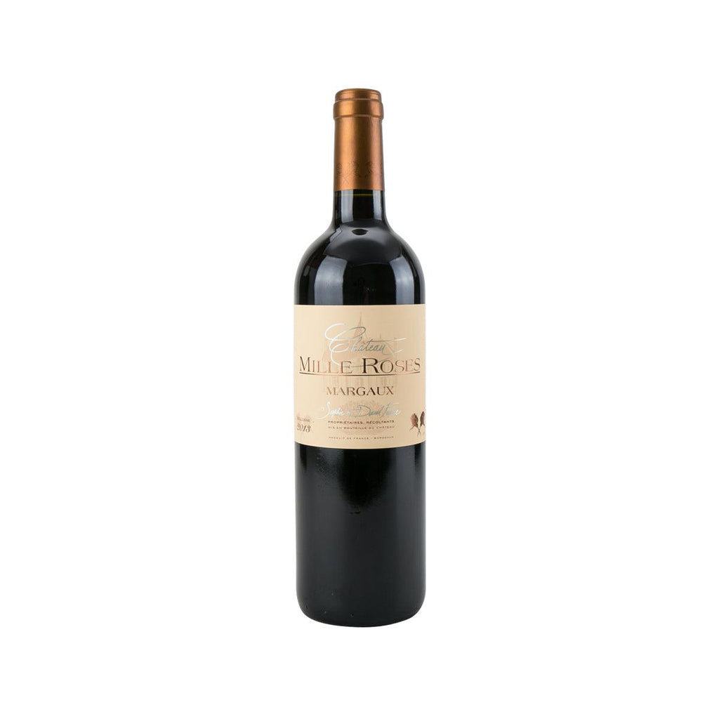 CH MILLE ROSES Margaux 15 (750mL)