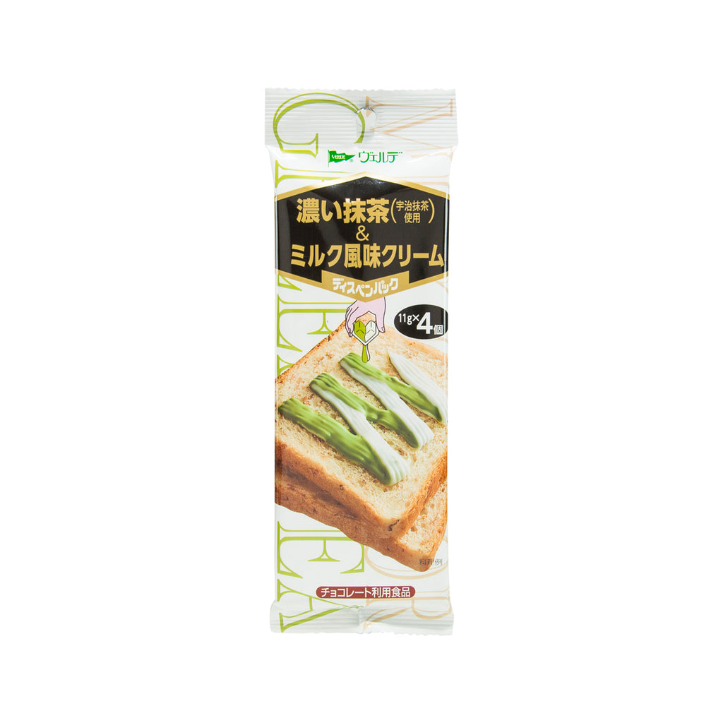VERDE Matcha Green Tea & Cream Spread  (44g)