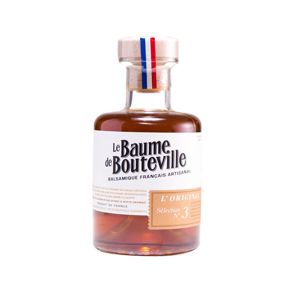 LE BAUME DE BOUTEVILLE French Artisanal Balsamic Vinegar - Selection No. 3  (200mL)