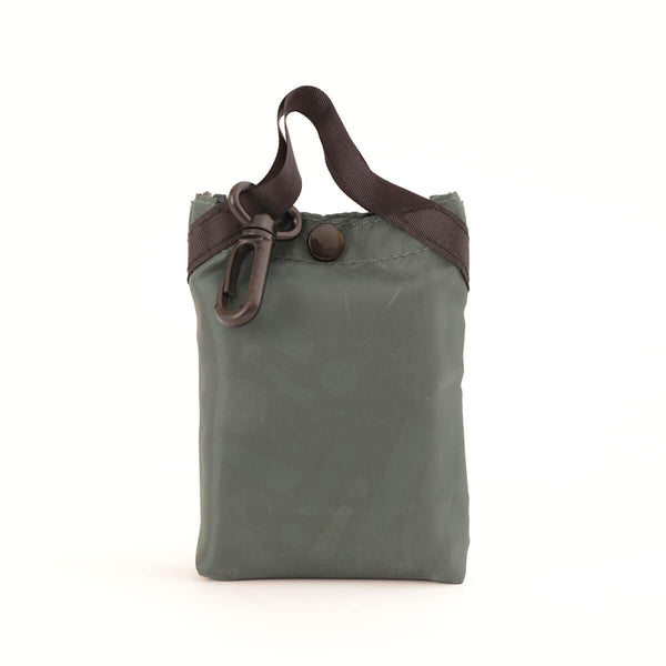 city'super ! Graphic Environmental Pocketable Bag-Forest