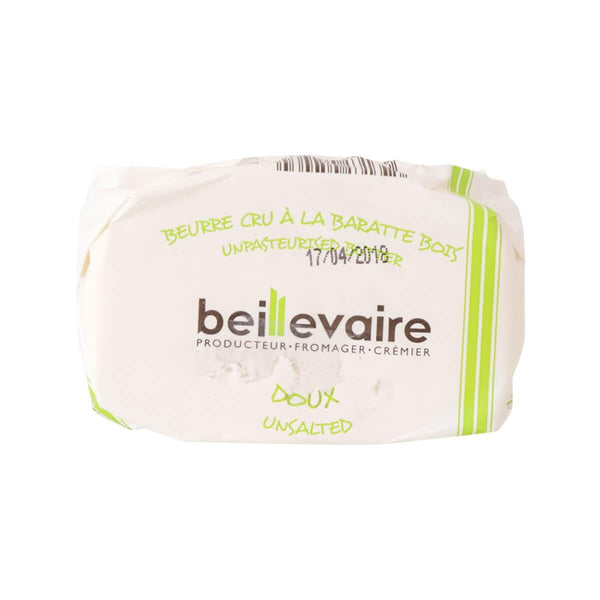 BEILLEVAIRE Fresh Butter - Unsalted  (125g)