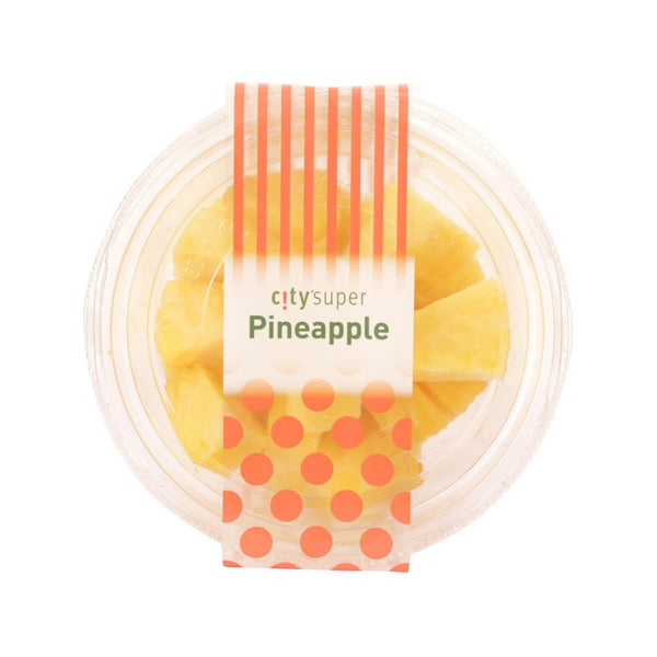 city'super Pineapple Dice(1 pack)