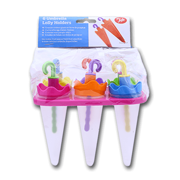 Tala Umbrella Shaped Lolly Moulds
