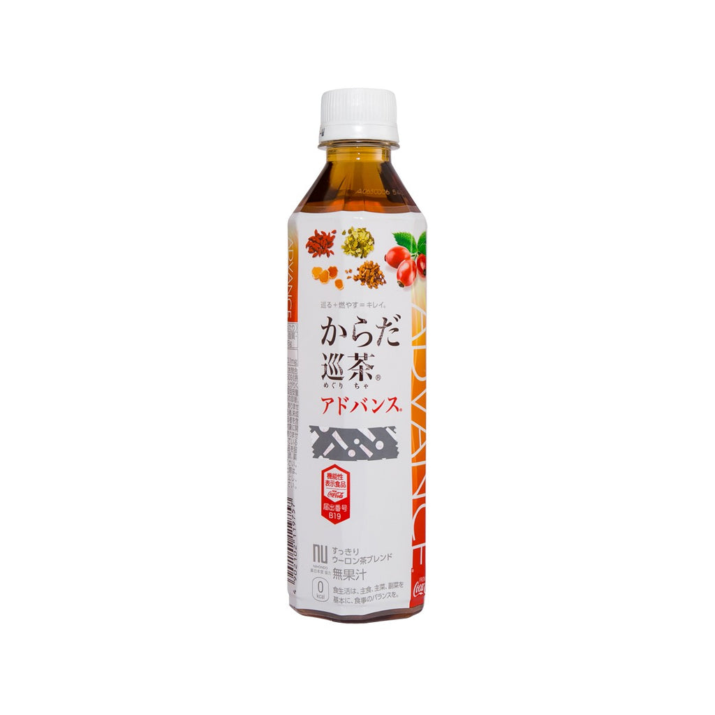 KARADA MEGURI CHA Oolong Tea Advance  (410mL)