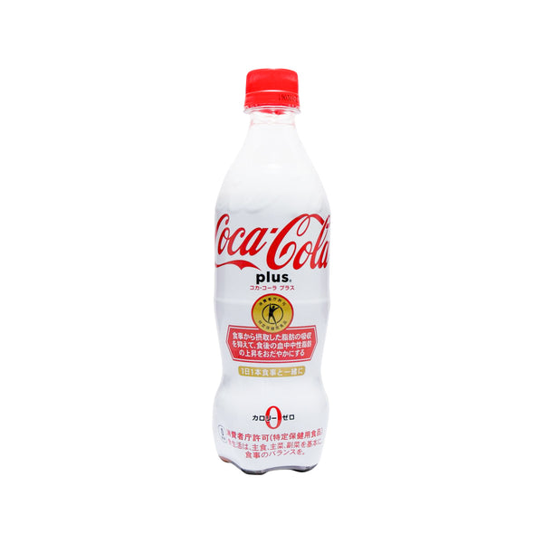 COCA COLA Coke Plus  (470mL)