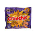 CADBURY Treat Size Crunchie Chocolate  (210g)