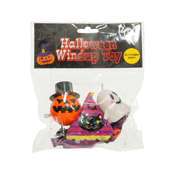 EUREKA Halloween Windup Toy With Candy  (15g)