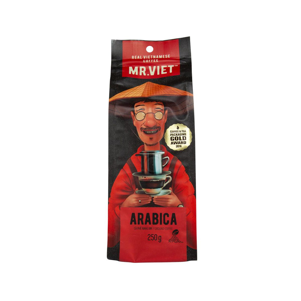 MRVIET Ground Coffee - Arabica  (250g)
