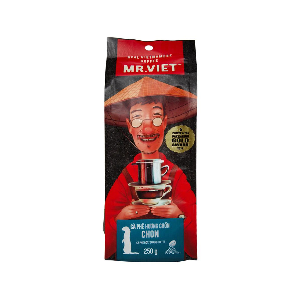 MRVIET Ground Coffee - Ca Phe Huong Chon  (250g)