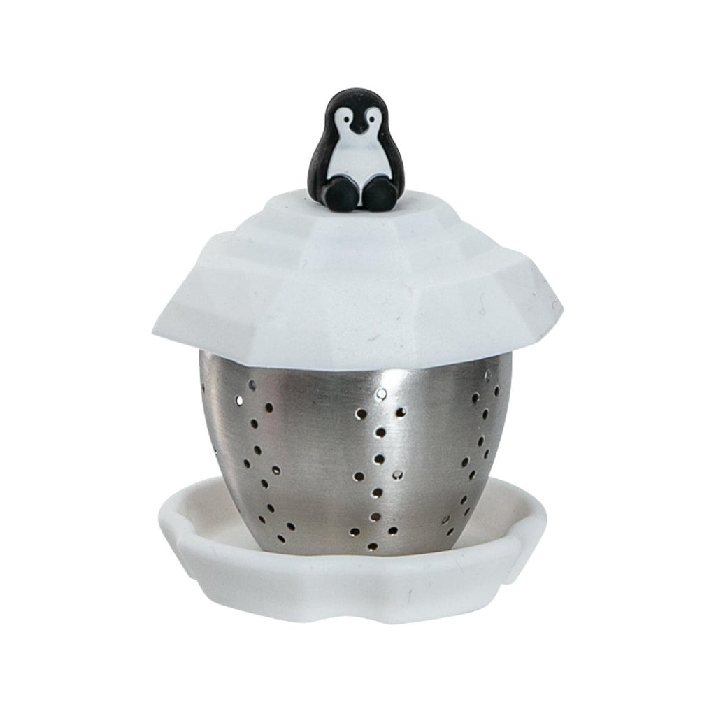 MIKEEP Tea Boat Infuser - Penguin