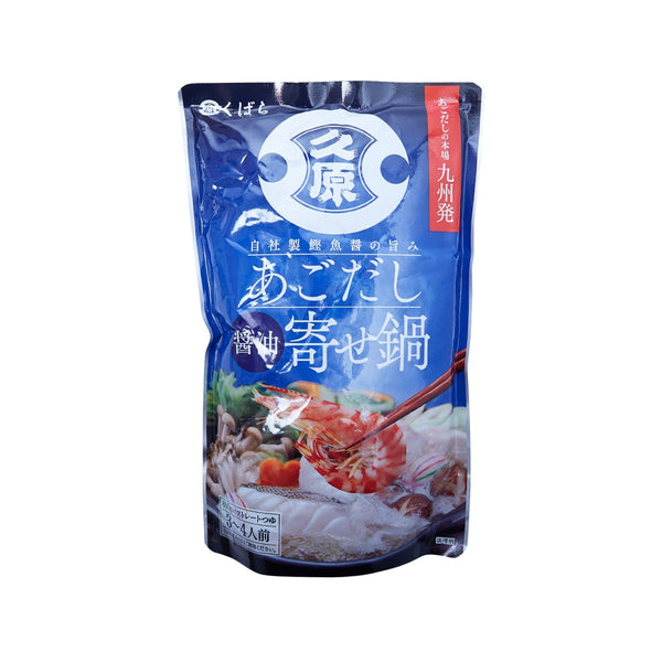 KUBARASHOUYU Flying Fish Soup Stock for Hot Pot  (800g)