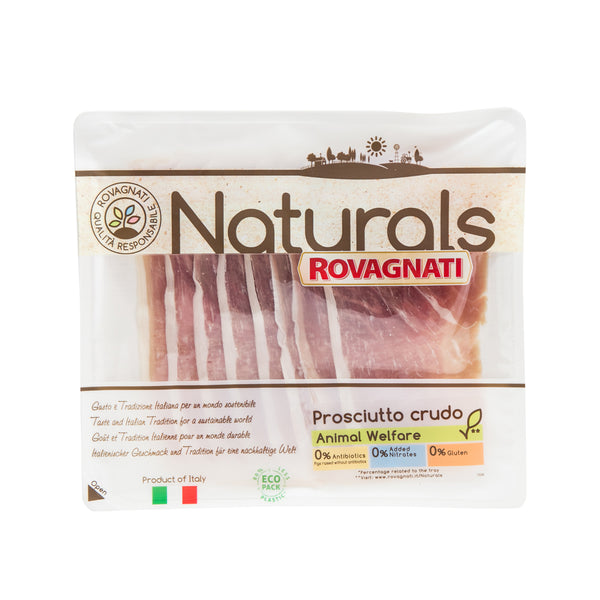 RAVAGNATI NATURALS Dried Cured Ham  (100g)