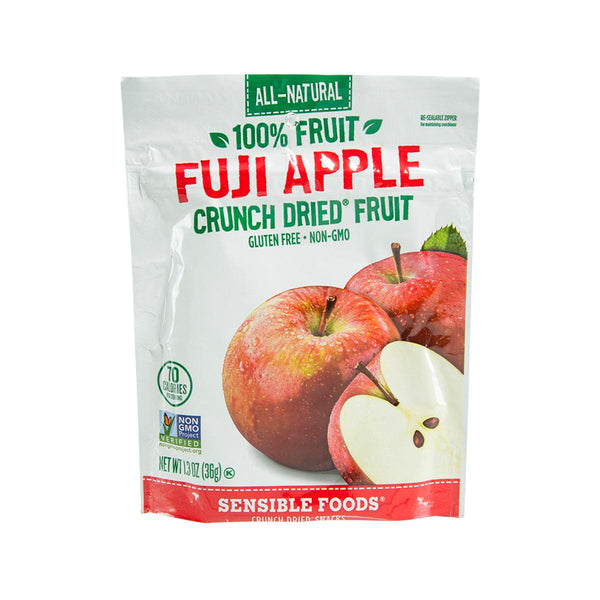 SENSIBLE FOODS Gluten Free Fuji Apple  (36g)