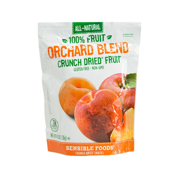 SENSIBLE FOODS Gluten Free Orchard Blend Crunch Dried Food  (36g)