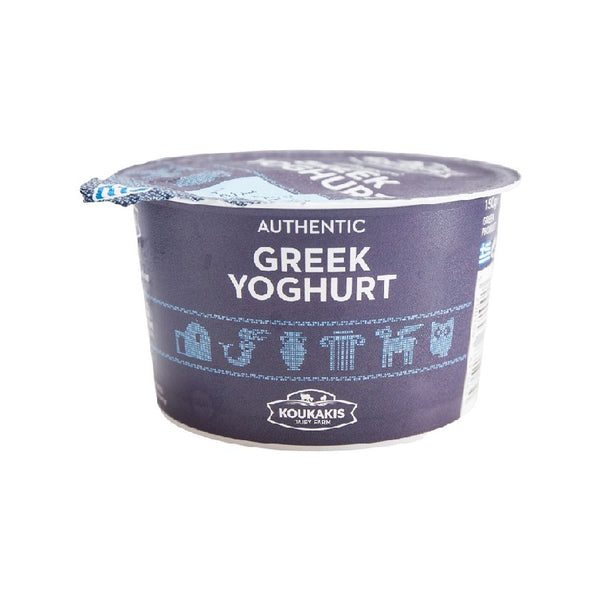 KOUKAKIS Greek Yoghurt 10%  (150g)
