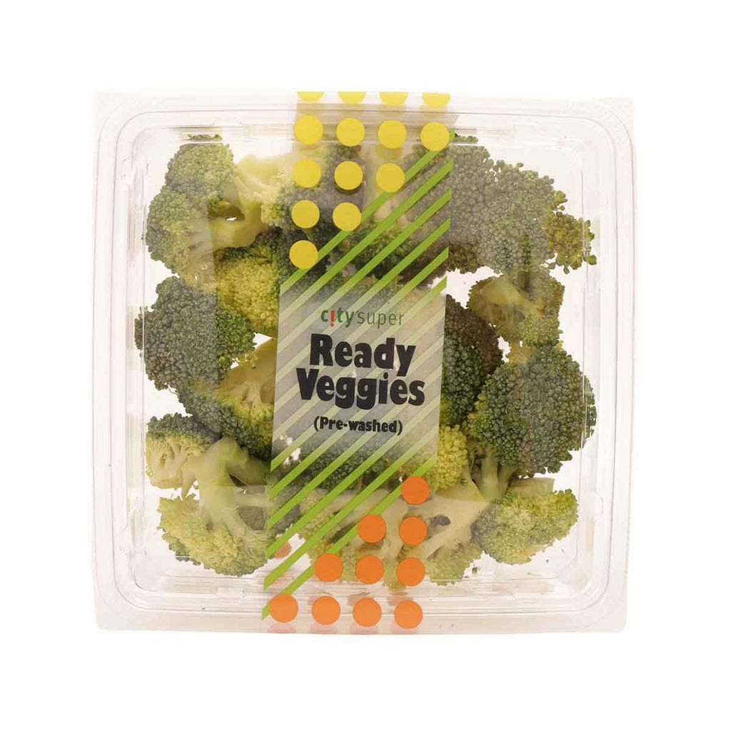 city'super Broccoli Pieces (120g)