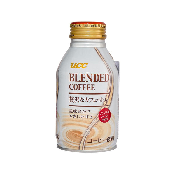 UCC Blended Coffee - Café Au Lait [Best Served Hot]  (260g)