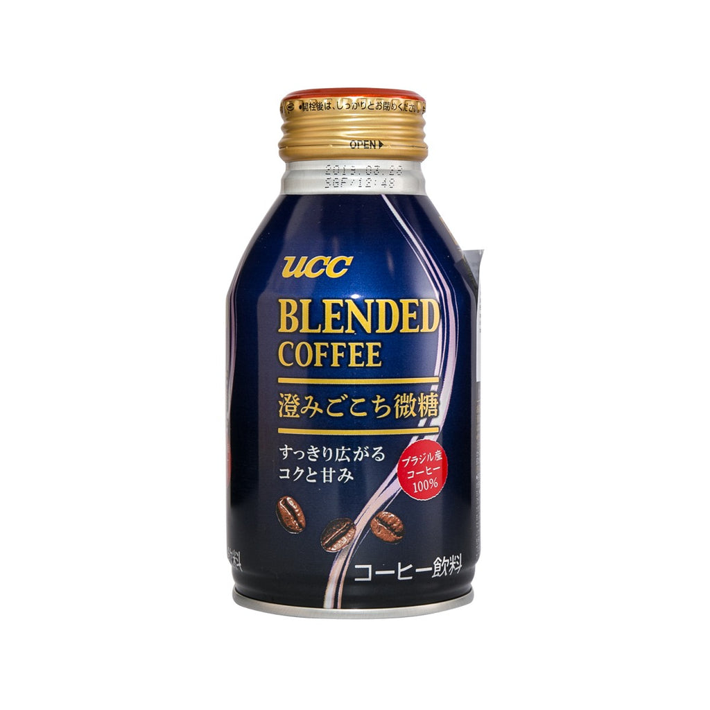 UCC Blended Coffee - Low Sugar [Best Served Hot]  (260g)