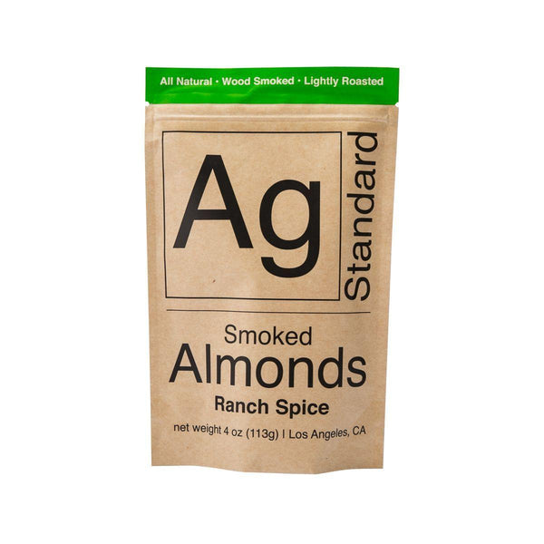 AG STANDARD Ranch Smoked Almonds  (113g)