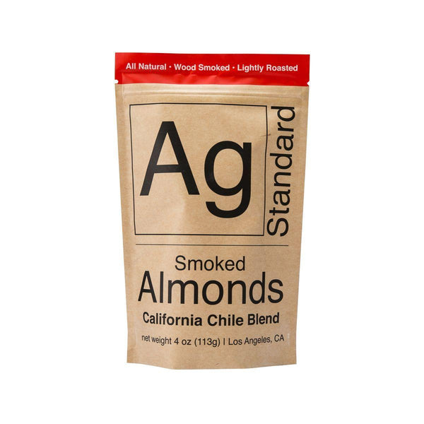 AG STANDARD California Chili Blend Almonds  (113g)