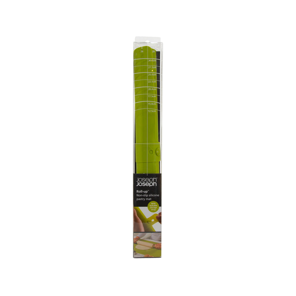 JOSEPH JOSEPH Roll Up Baking Mat Green